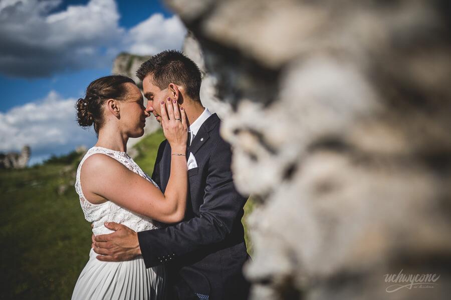Sesja ślubna na Jurze