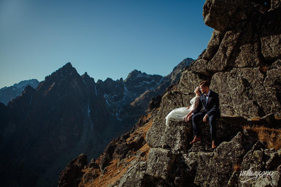 Sesja w Tatrach Słowackich