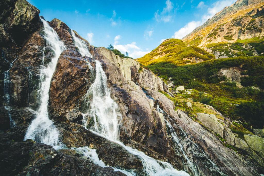 Wodospad Wielka Siklawa Tatry