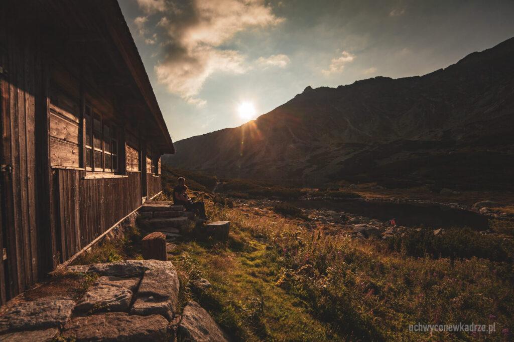 Sesja zaręczynowa w Tatrach