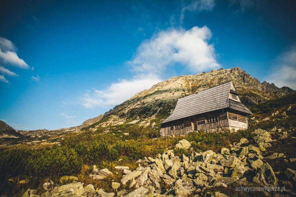 Tatry Dolina Pięciu Stawów