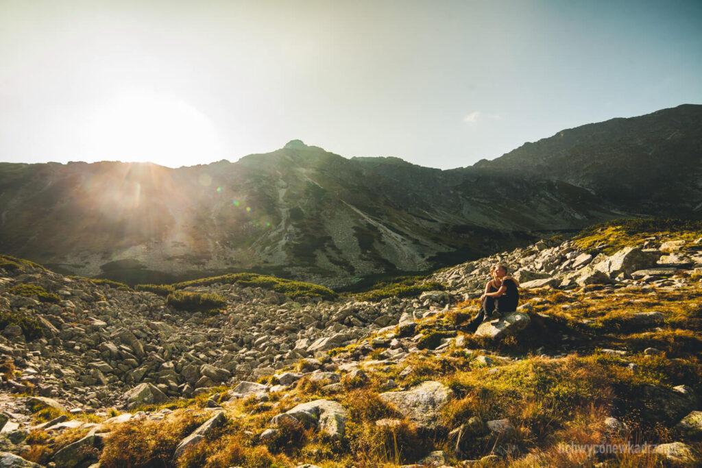 Sesja zaręczynowa w Tatrach, Dolina Pięciu Stawów